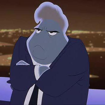 Mayor Phlegmming