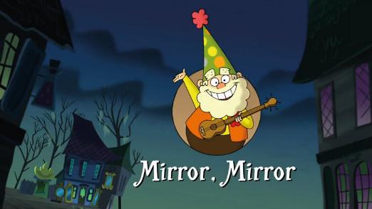 Jeffrey, Jaden & Friends' Storm Adventures of The 7D - Mirror, Mirror