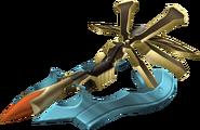 Keyblade Glider (Terra) KHBBS