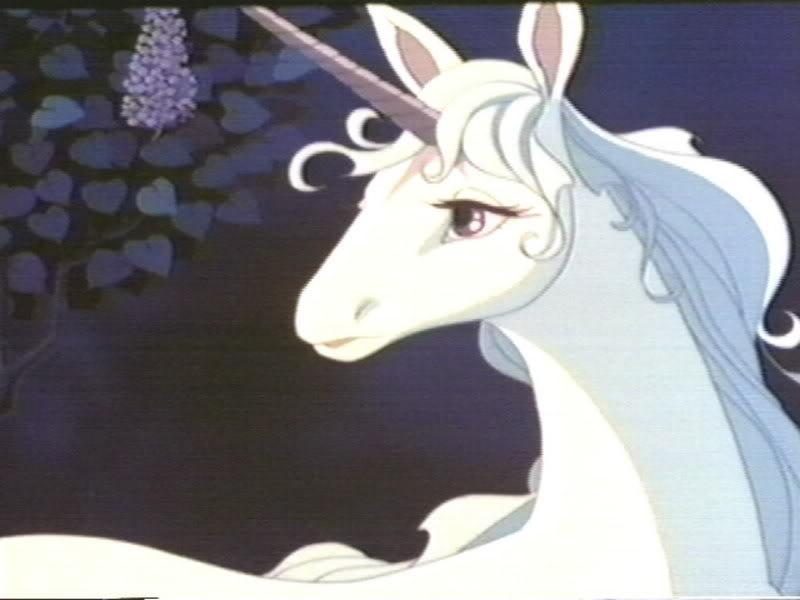 The Unicorn (Amalthea)