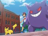 Courtney's Adventures of Pokémon Journeys- A Chilling Curse!