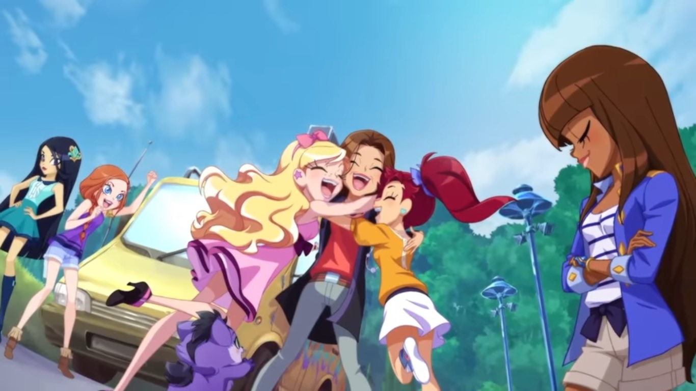Courtney's Adventures of LoliRock- Musical Magical Tour