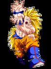Goku ssj3 firing kamehameha blast by ameyfierra-d51279s