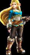 Zelda Breath of the wild Costume Render