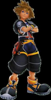 Sora (Official) KHII.png