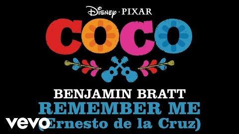 Remember Me (Ernesto de la Cruz)