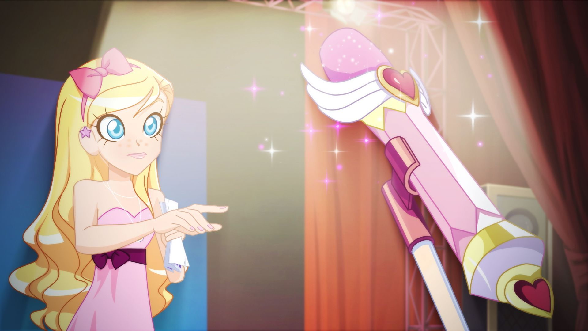 Courtney's Adventures of LoliRock- To Find a Princess