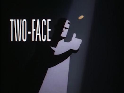 Jeffrey, Jaden & Friends' Storm Adventures of Batman: The Animated Series - Two-Face