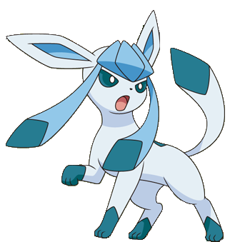 Courtney's Glaceon