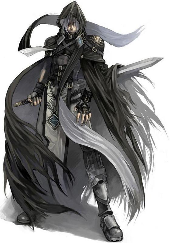 Darkblade Crystalheart