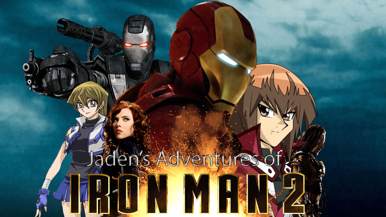 Jaden's Adventures of Iron Man 2