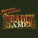 Deadlygames mainpage