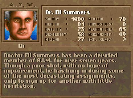 Dr. Eli Summers