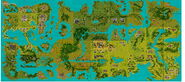Game Jagged Alliance full map
