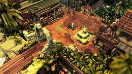 Jagged Alliance Rage - Screenshot - Ankunft