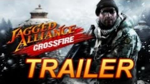 Jagged Alliance Crossfire Trailer