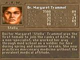 Dr. Margaret Trammel