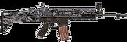 Desert Ops SCAR-L CQB - BiA