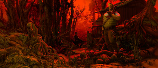 Jagged Alliance Rage - Alternativ Keyart