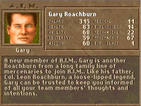 Gary Roachburn