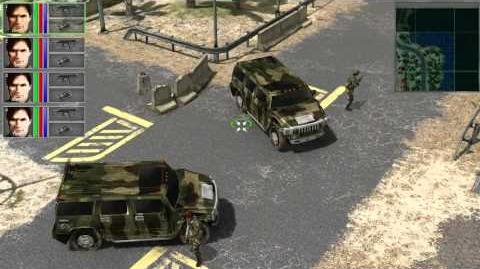 Jagged Alliance Back in Action - Gameplay (GameStar)