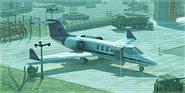 Northern Airport near Drassen City