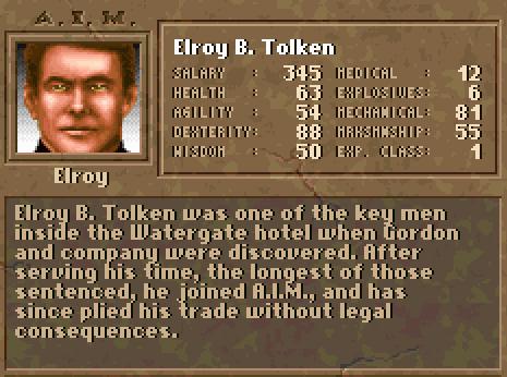 Elroy B. Tolken
