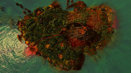 Jagged Alliance Rage - Screenshot - Weltkarte