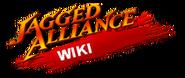 Jagged Alliance Wiki logo