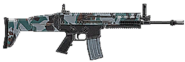 Urban Ops SCAR-L CQB - BiA