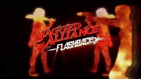 Jagged Alliance Flashback Release Trailer