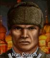 Ivan dolvich face