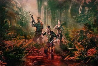 Jagged Alliance Rage - Keyart