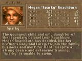 "Megan ""Sparky"" Roachburn"