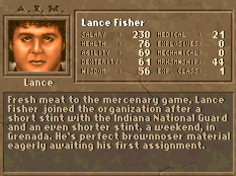 Lance Fisher