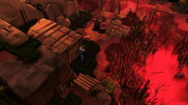 Jagged Alliance Rage - Screenshot - Hitze