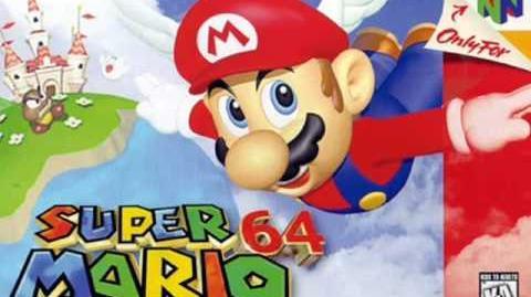 Mushroom Villager (N64)