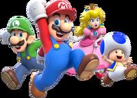 Mario e o Grupo