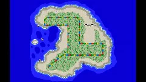 Mario Kart DS Music - SNES Koopa Beach 2 (No Engine Sound)-0