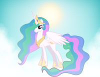 Princess celestia by stunnerman-d3h5445
