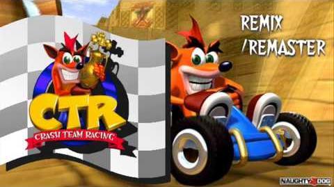 Crash Team Racing - Boss Race theme Remix