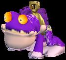 Lurker toad render