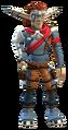 Torn from Jak II render