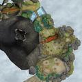 Retrieve velonium power pod map