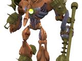 Gol and Maia's Precursor robot