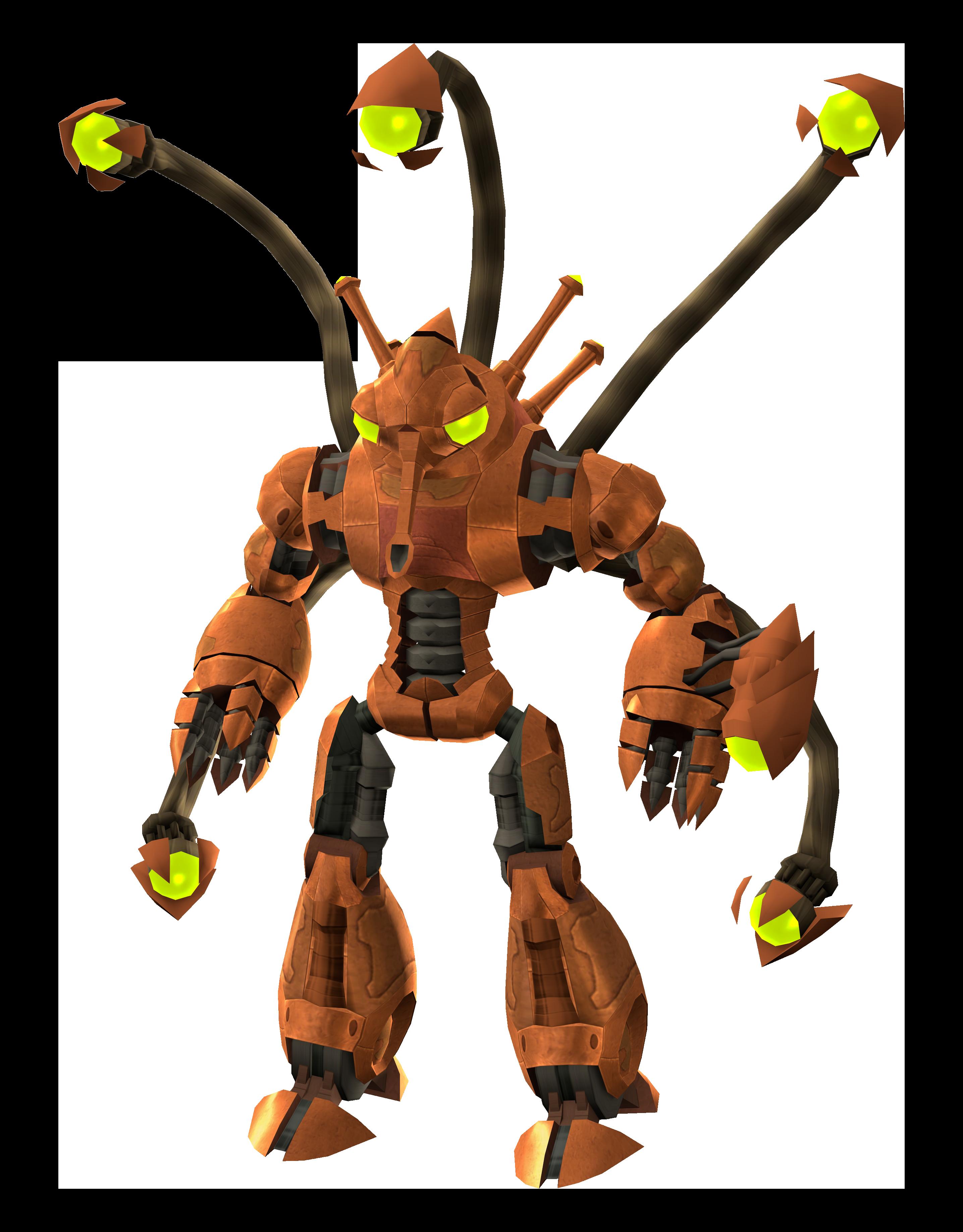 Precursor Robot Jak And Daxter Wiki Fandom