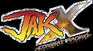 Jak X Combat Racing logo