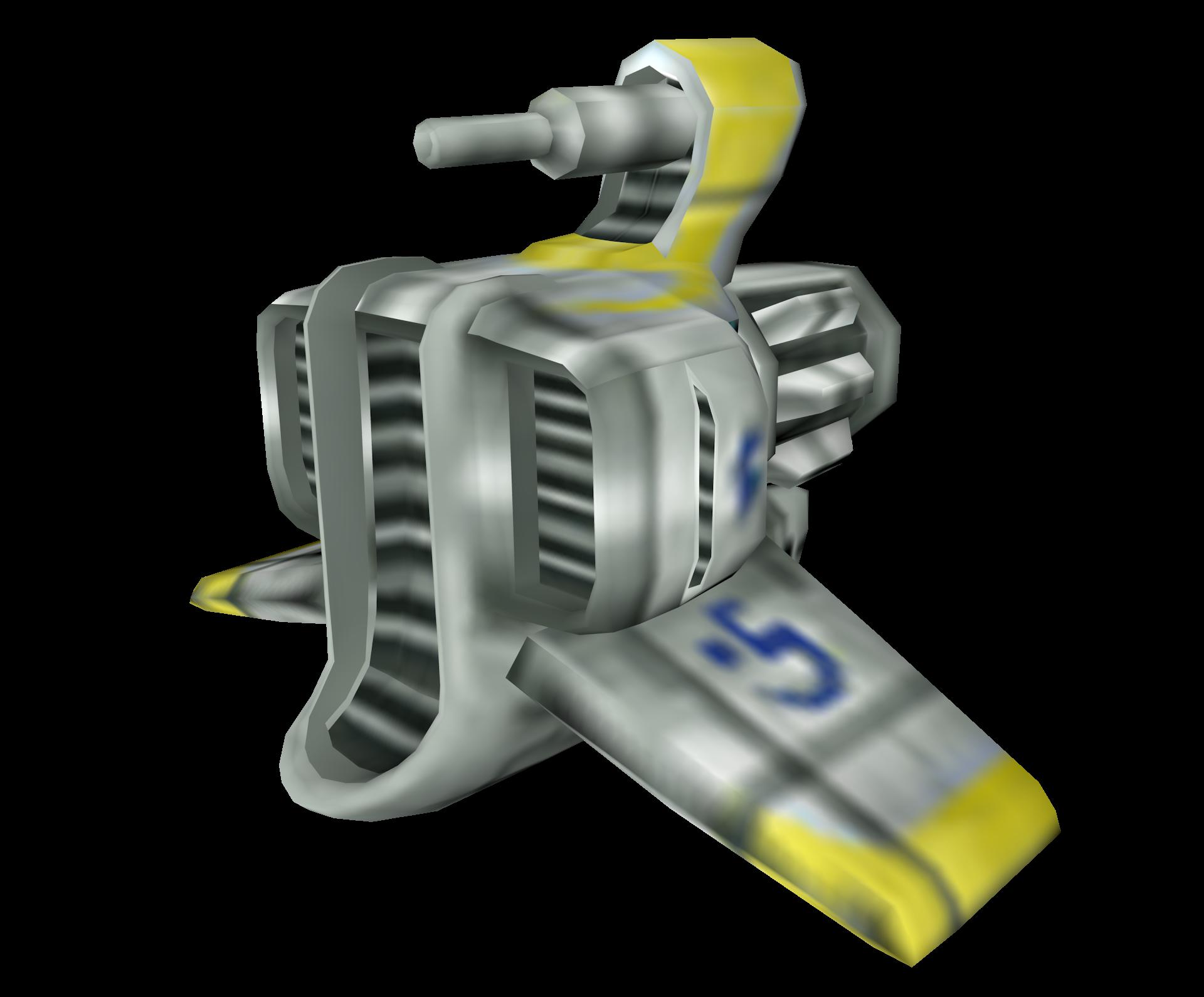 Aeropan fighter