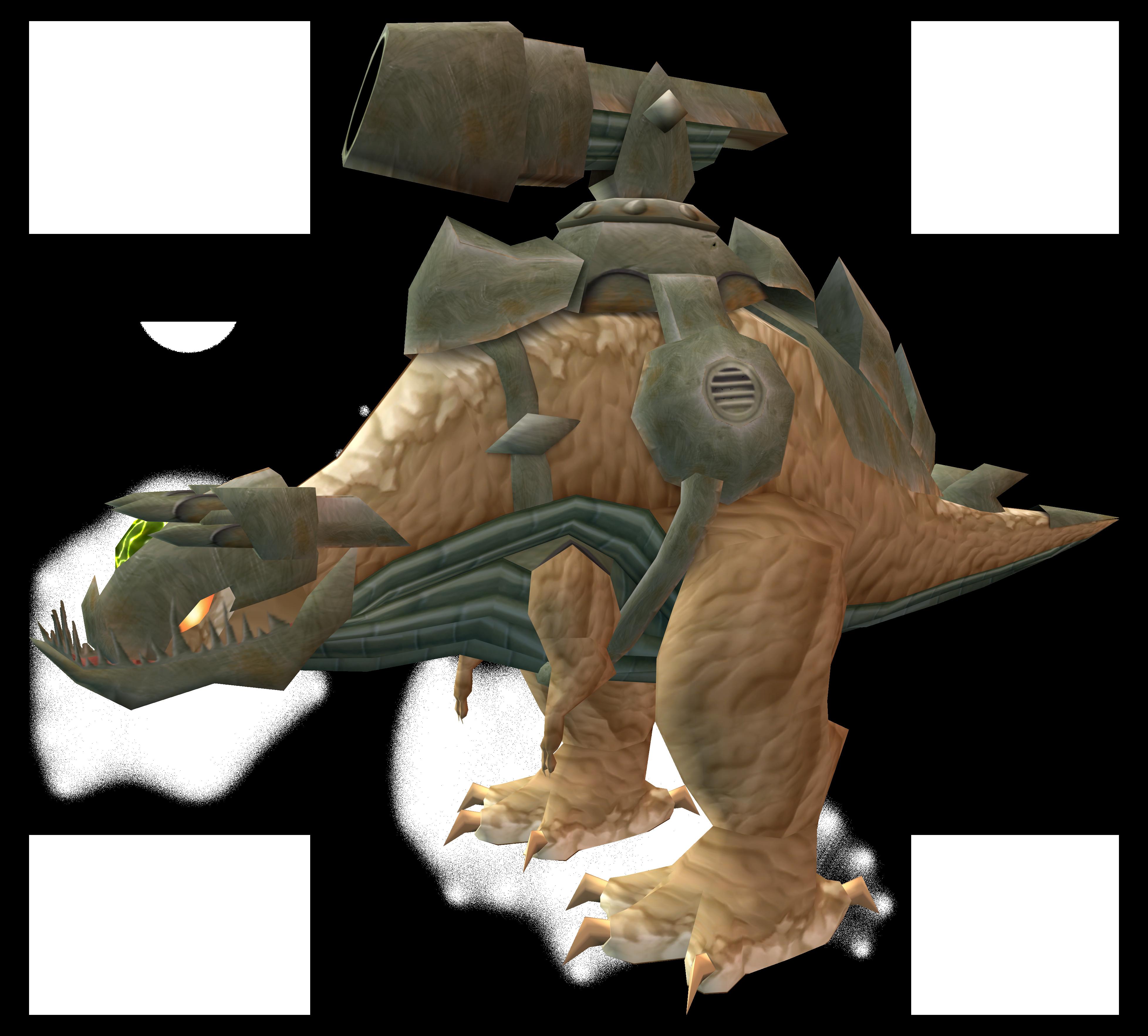 Metal head beast