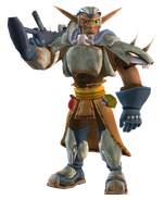 Sig from Jak 3 render